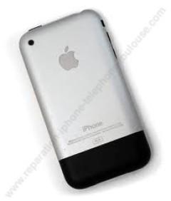 réparation iphone 2g a toulouse pas cher coque arriére