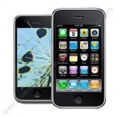 changement de écran lcd afficheur cassé sur iphone 3G a toulouse