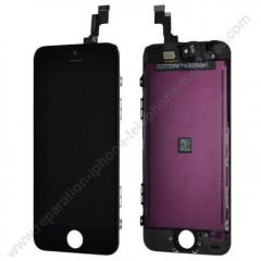 réparation telephone portable toulouse gsm changement ecran complet pour iphone 5c a toulouse vitre tactile lcd applepatrice pas cher