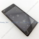 changement bloque complet vitre lcd tactile sony xperia m a toulouse