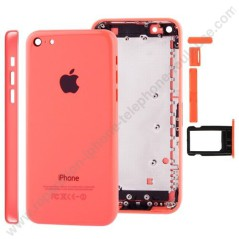 réparation telephone portable toulouse gsm changement coque arrière pour iphone 5c blanche jaune bleu vert rose applepatrice a toulouse