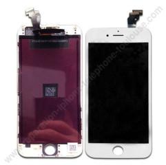 changement bloque complet vitre lcd tactile pour iphone 6 plus noir ou blanc a toulouse applepatrice pas cher