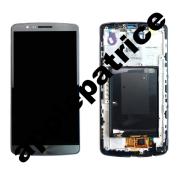 changement ecran complet pour LG G3 vitre lcd tactile noir a toulouse
